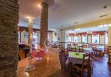 Hotel Swieradow in Bad Flinsberg, Niederschlesien, Polen, Restaurant