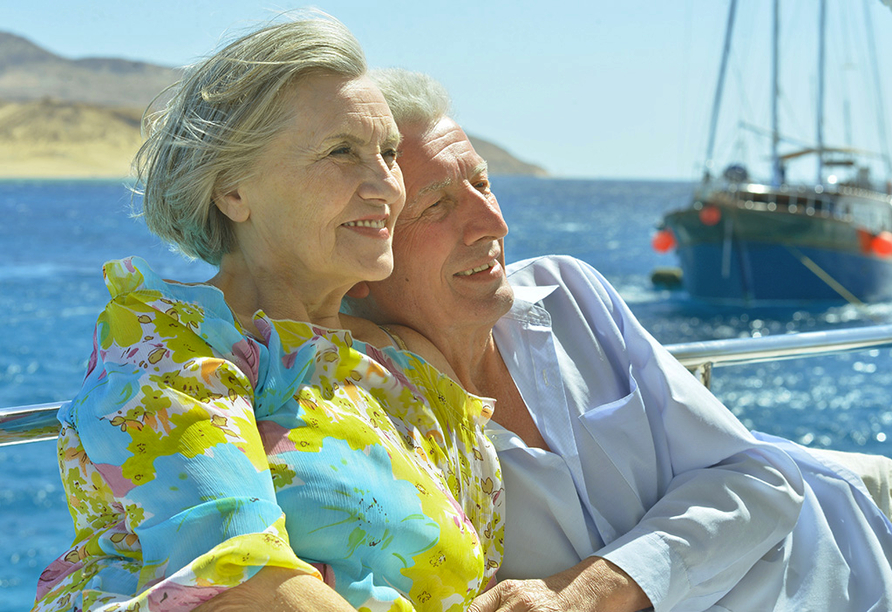Blaue Reise Türkei, Paar