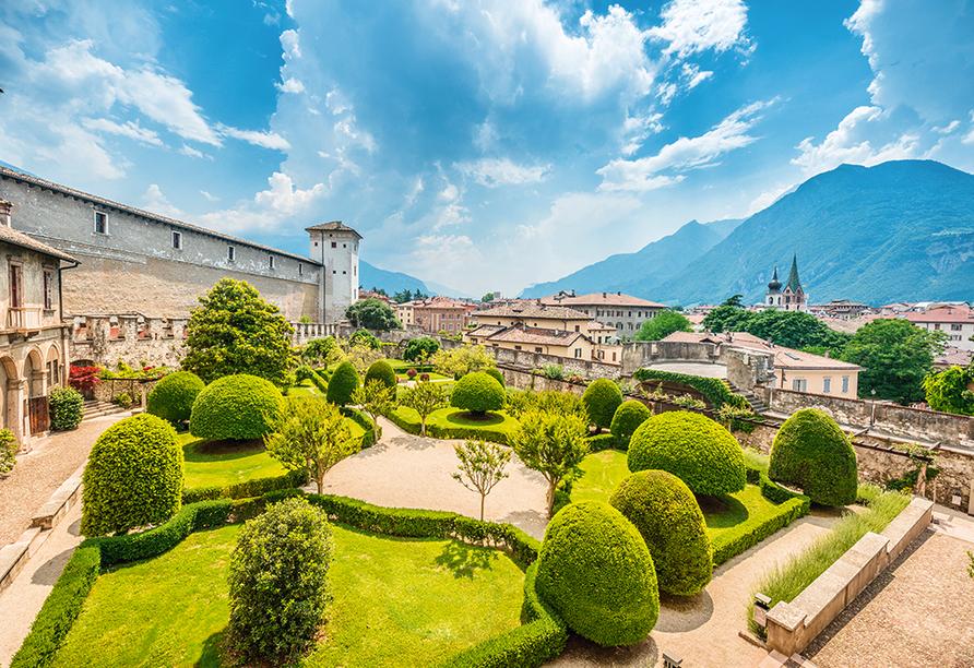 Rundreise Trentino-Gardasee, Trient