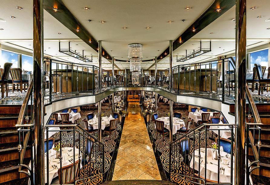 MS Alina, Restaurant