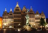 MS Alina, Antwerpen