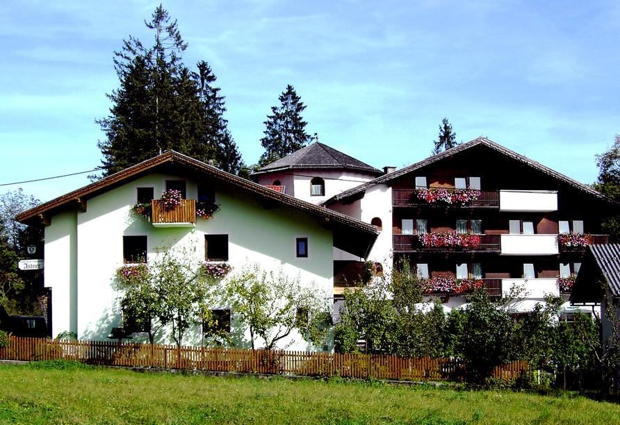 Landgasthof Astner Münster Tirol, Aussenansicht