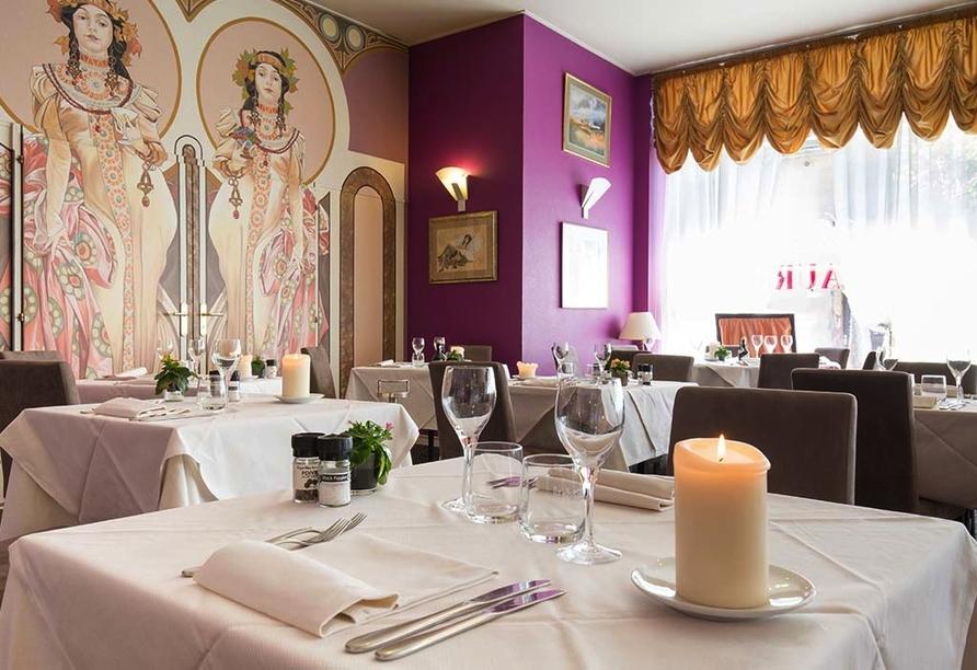 Hôtel Restaurant de l'Ange in Guebwiller, Restaurant