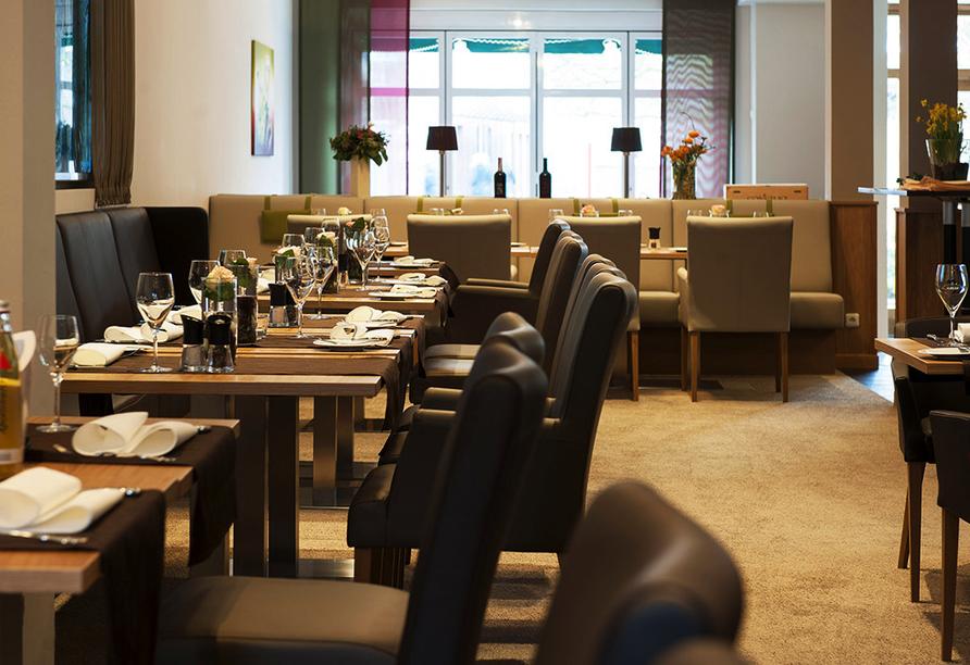 Voss - Das Schokoladenhotel in Westerstede, Restaurant