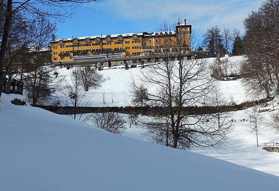 Grand Hotel Astoria, Winter