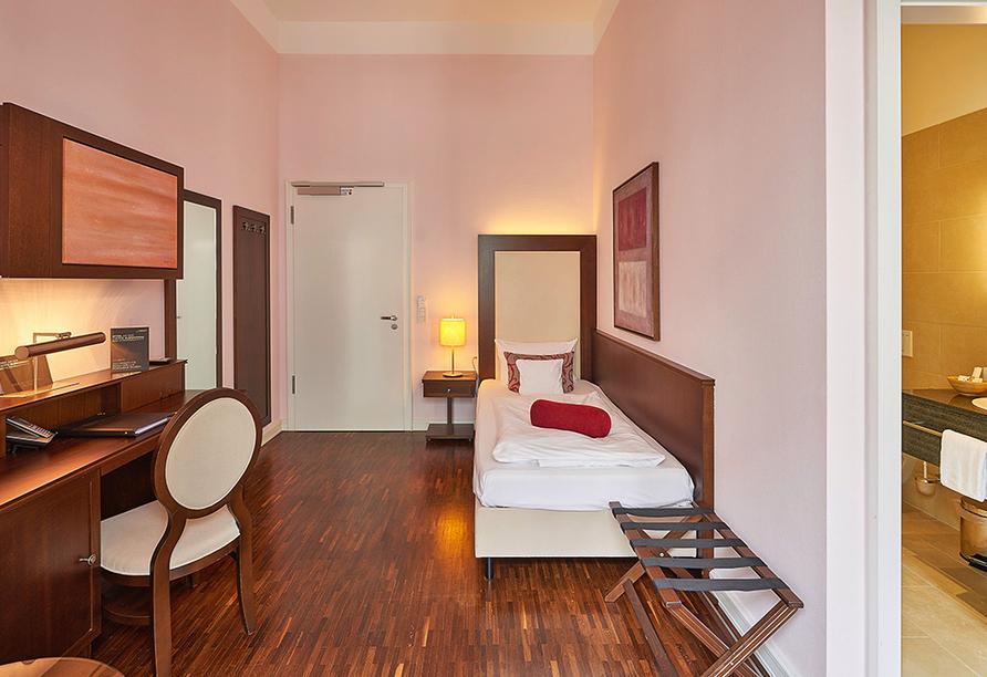 Hotel Elbresidenz an der Therme, Bad Schandau, Sächsische Schweiz, Einzelzimmer