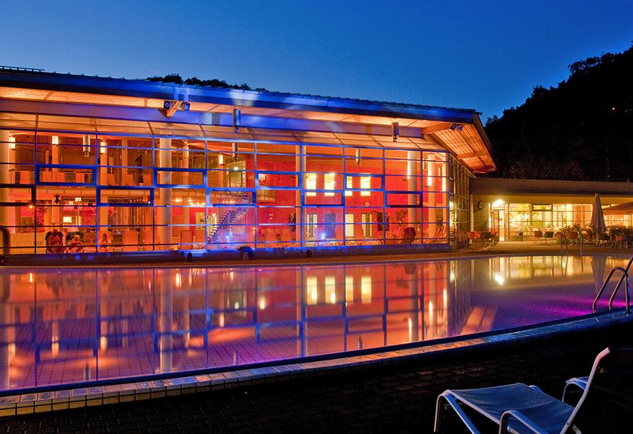 Hotel Elbresidenz an der Therme, Bad Schandau, Sächsische Schweiz, Toskana Therme