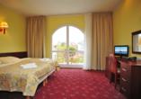 Hotel Atol Spa in Swinemünde an der polnischen Ostsee, Zimmer