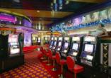 Color Line Minikreuzfahrt Kiel Oslo, Casino