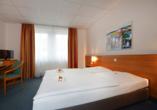 Center Hotel Kaiserhof in Naumburg, Zimmerbeispiel