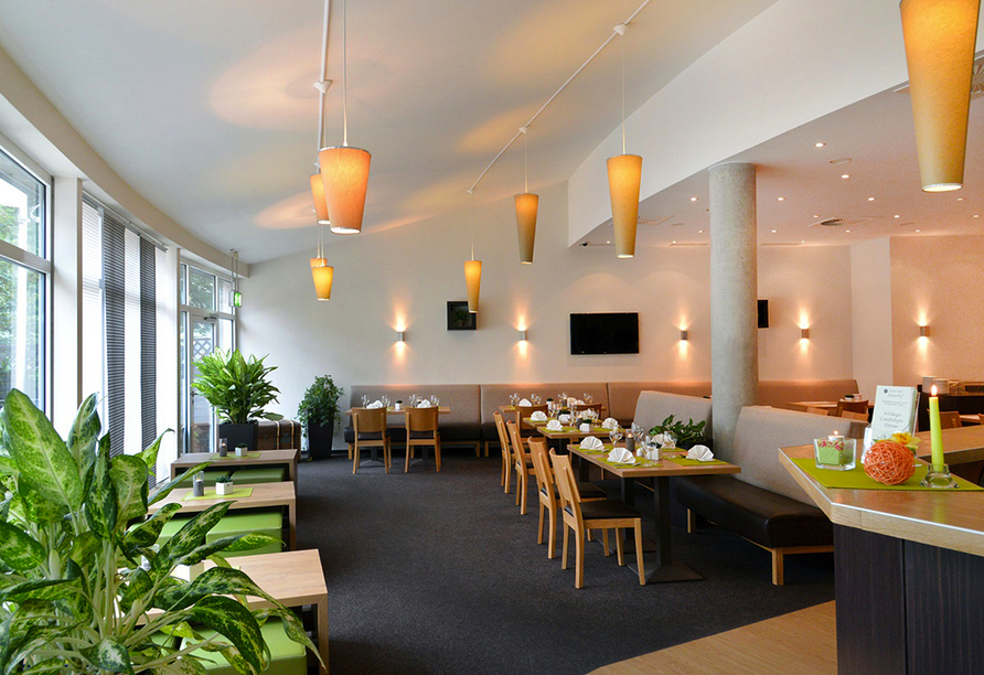 Center Hotel Kaiserhof in Naumburg, Restaurant