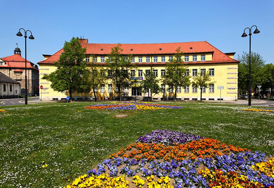 Center Hotel Kaiserhof in Naumburg, Stephansplatz