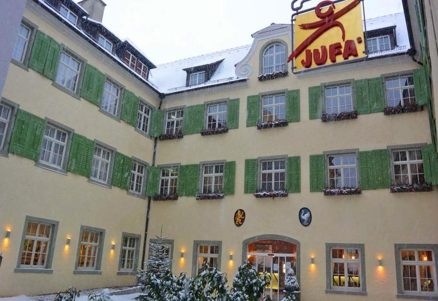 JUFA Hotel Meersburg am Bodensee, Außenansicht