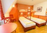 JUFA Hotel Meersburg am Bodensee, Zimmerbeispiel