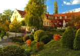 Romantik Hotel Dorotheenhof Weimar, Außenansicht
