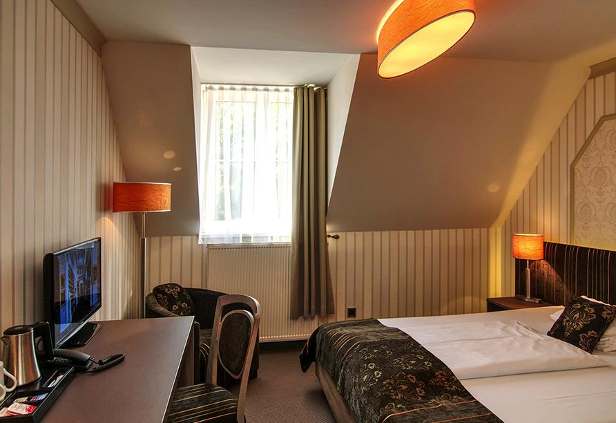 Romantik Hotel Dorotheenhof Weimar, Zimmerbeispiel