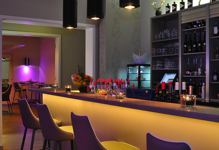 Romantik Hotel Dorotheenhof Weimar, Bar