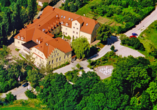 Romantik Hotel Dorotheenhof Weimar, Luftansicht