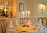 Romantik Hotel Dorotheenhof Weimar, Restaurant