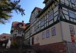 Hotel Saxenhof der Rhöner Botschaft, Außenansicht