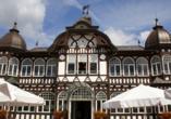 Hotel Saxenhof der Rhöner Botschaft, Bad Salzungen