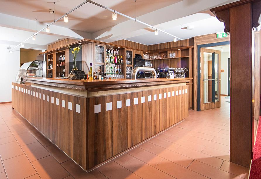 Hotel Saxenhof der Rhöner Botschaft, Bar