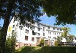 Hotel Zum Gründle in Oberhof, Außenansicht