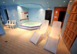 Hotel Diament Spa in Grzybowo, Wellnessbereich