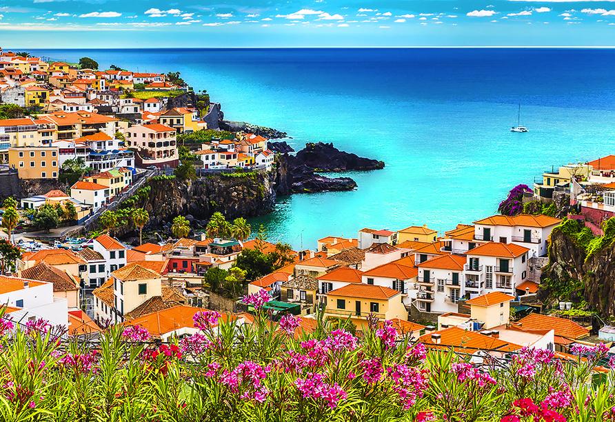 Hotel Estrelícia in Funchal auf Madeira, Câmara de Lobos