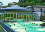 Hotel Schwarzes Ross in Oberwiesenthal im Erzgebirge, Thermalbad Wiesenthal