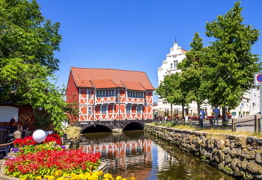 Seehotel Grossherzog von Mecklenburg, Altstadt von Wismar