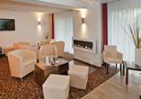 Aparthotel Oberhof, Thüringer Wald, Lobby