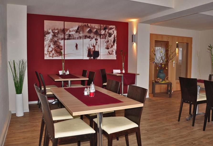 Aparthotel Oberhof, Thüringer Wald, Restaurant