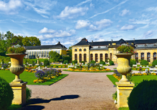 Aparthotel Oberhof, Thüringer Wald, Orangerie in Gotha