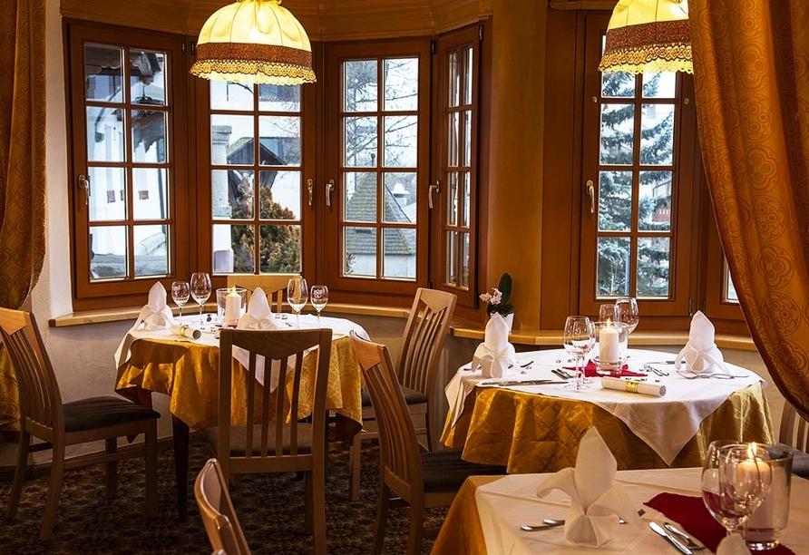 Hotel Post in St. Valentin, Restaurant