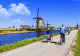 Best Western Plus Hotel Aduard, Fahrradtour