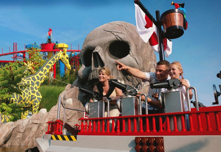 LEGOLAND® Deutschland Resort, Piratenschlacht