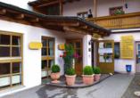 Hotel Ferien vom Ich in Neukirchen im Bayerischen Wald, Eingangsbereich
