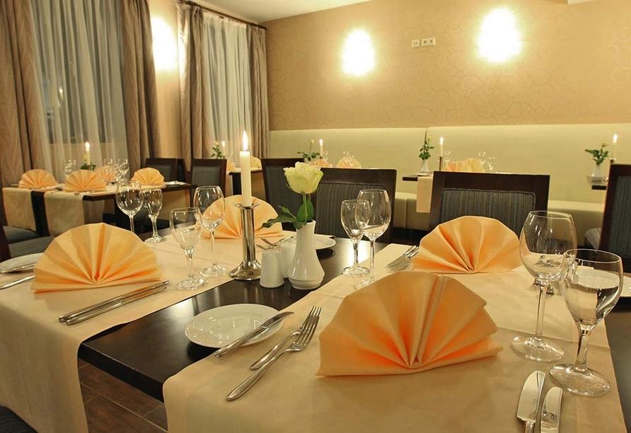 Grand Palace Hotel Hannover, Niedersachsen, Restaurant