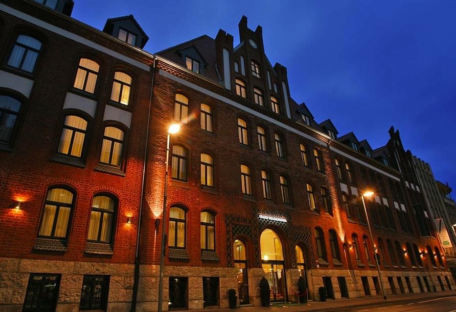 Grand Palace Hotel Hannover, Niedersachsen, Hotelansicht
