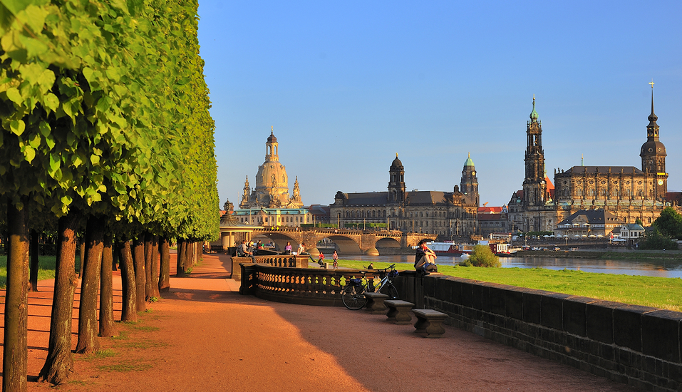 Holiday Inn Dresden - City South, Stadt
