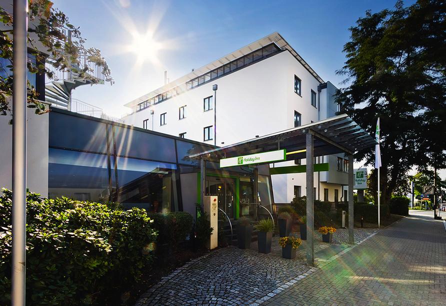Holiday Inn Dresden - City South, Außenansicht
