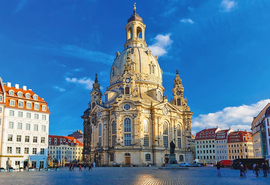Holiday Inn Dresden, Frauenkirche