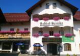 Herzlich willkommen im Gasthof Genosko in Spiegelau!