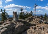 Gipfel des Großen Rachels