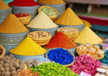Busrundreise Marokko, Gewürze