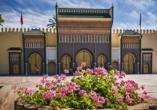 Busrundreise Marokko, Fes, Königspalast
