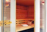 Sauna im Best Western Hotel Leipzig City Center.