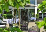 Parkhotel Oberhausen in Oberhausen im Ruhrgebiet, Außenansicht