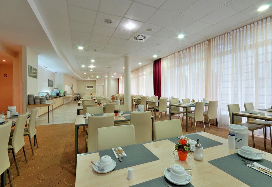 Best Western Hotel Berlin-Mitte, Frühstücksrestaurant